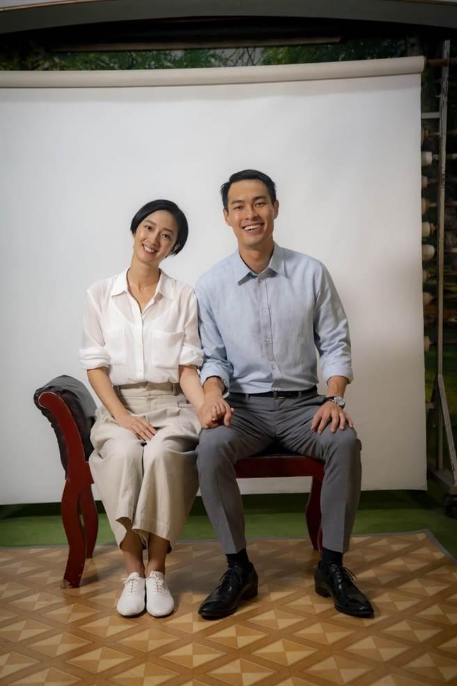 金馬影后桂綸鎂與陽光型男楊祐寧在片中飾演情侶。(甲上娛樂提供)
