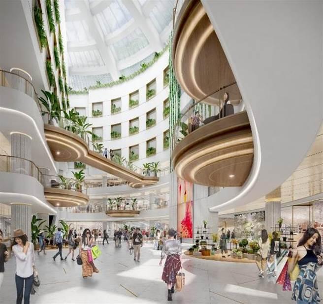 吉隆坡武吉免登商圈的「The Starhill」商場,全館有7個樓層,涵蓋百貨和飯店。(誠品生活提供)