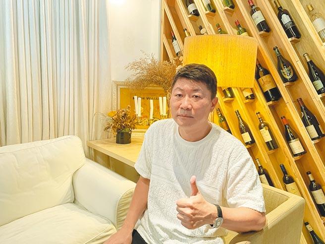 皇普建設董事長蘇永平超前部署,為2024-2025年業績做準備。圖╱江富滿