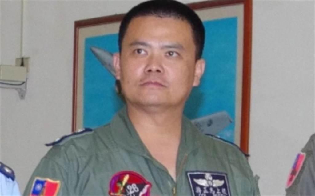 F-16失聯戰機上校飛行官蔣正志。(圖/翻攝自中華民國空軍學校校友會臉書)