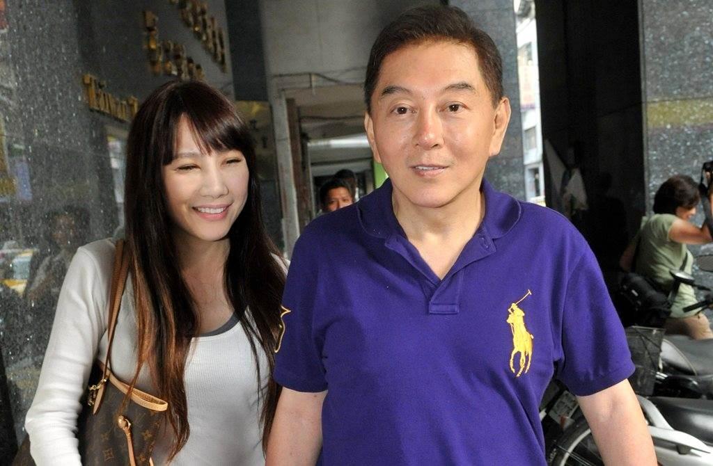 陳子璇和高國華離婚,9年婚姻畫下句點。(圖/本報系資料照)