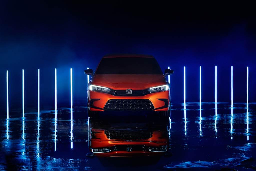 回歸「保守」的四門模樣,Honda 第 11 代 Civic Sedan Prototype 正式亮相、 2021 第一季發售!