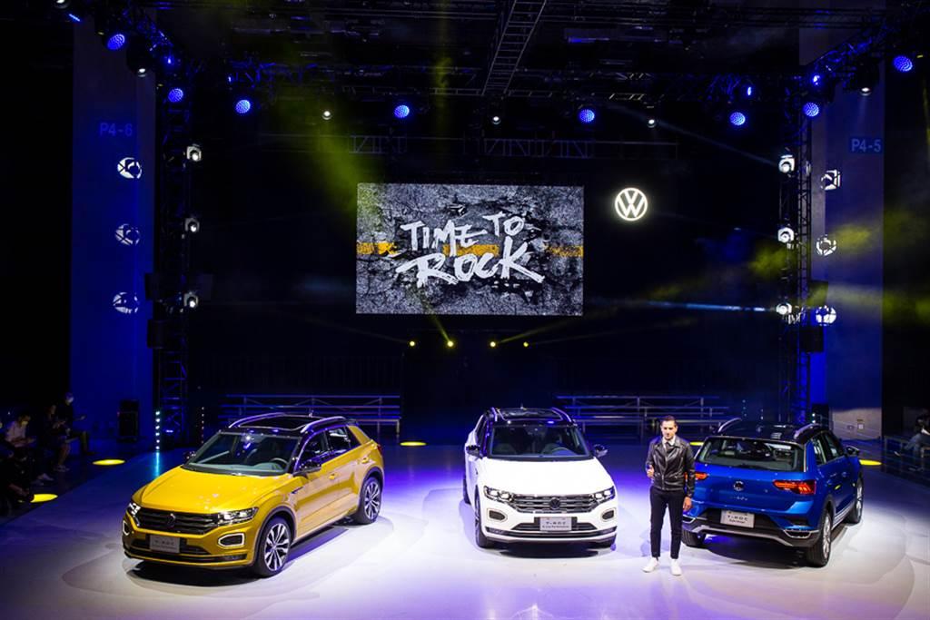 VW T-Roc 104.8萬元起上市!