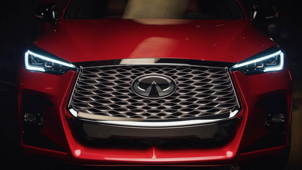 延續 FX 車系的「跑車魂」,Infiniti QX55 Coupe SUV 全球首發!