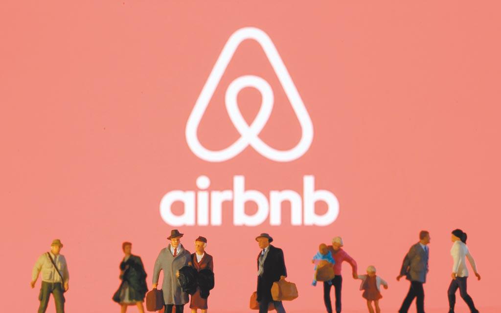 度假租屋網站Airbnb歷經疫情重創後,上季終於恢復獲利,順利申請首度公開發行。圖/路透