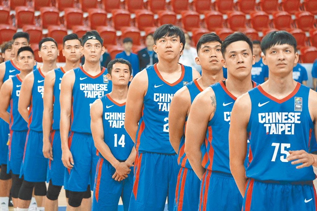 亞洲籃總來函給中華籃協,決定將中華隊所在的亞洲盃男籃資格賽B組賽事延期至明年2月。(中華籃協提供)