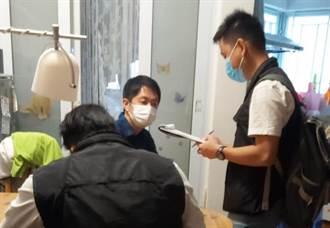 香港前議員3人涉「臭水事件」 警清晨兵分多路逮人