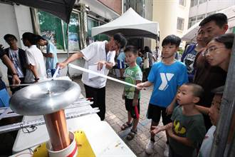 科學童萌會暨帕克奇幻科學特展22日台南市兒童科學館登場