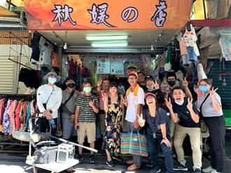 宜蘭青年組「返鄉接地氣」團隊 帶民眾迺菜市場瞭解文化