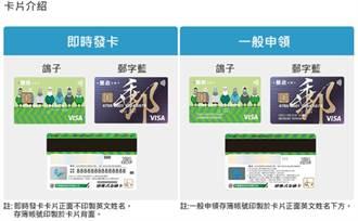 郵局金融卡將結合悠遊卡 提供小額支付