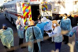 美醫院大爆炸 護士崩潰揭 新冠病患送進房、出來變屍袋內幕