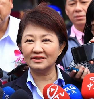 盧秀燕:台灣應該容許不一樣的聲音 非常遺憾看到中天被關台