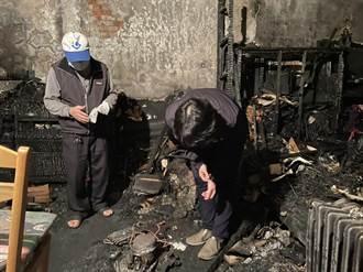 基隆10年老舊除濕機自燃 2年6起火災