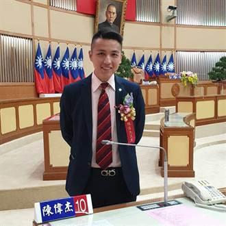 中天換照遭駁回 新北議員陳偉杰:政府大開民主倒車