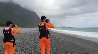 軍方證實海面有不明油漬 但尚未發現任何殘骸