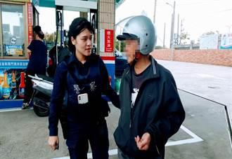 9旬老翁骑车迷路  警协寻亲人助返家