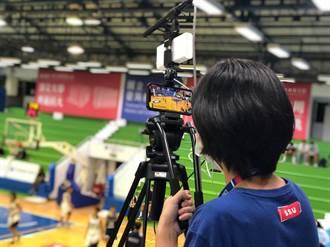 UBA》提升賽事轉播率 大專體總推5G手機直播