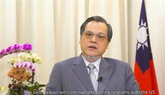 陳明通再籲北京:跳脫狹隘政治框架展開有意義對話