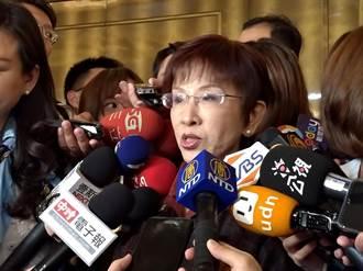 洪秀柱怒轟執政黨醜態:只有你想不到 沒有民進黨做不出來