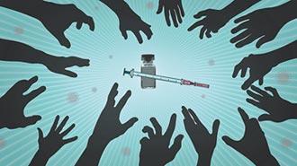 新冠疫苗 台灣最快明年中開打