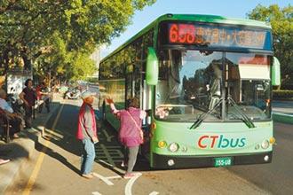 中市雙十公車新制 明年上路
