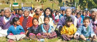 方國強捐助不丹 珠寶慈善義賣