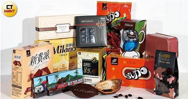 林國鐘籌措創業資金時,想到賣77乳家巧克力起家的知名鄉親,於是找上張添幫忙。(圖/王永泰攝)