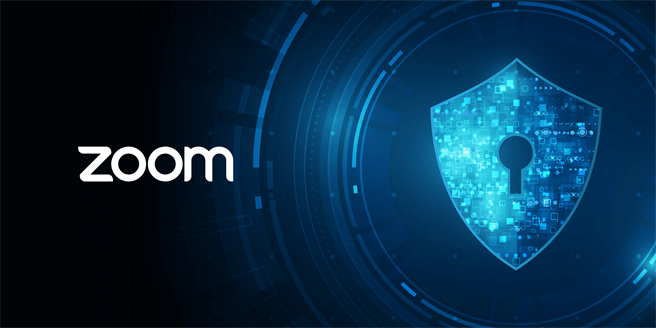 Zoom推出三大安全新招。(Zoom提供/黃慧雯台北傳真)