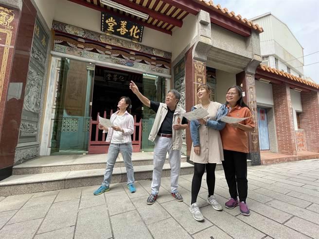 台南富信富華大飯店推出導覽行程、免費送住宿。(富信飯店提供/程炳璋台南傳真)