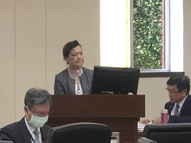 台湾无法加入RCEP,经长王美花今天在立法院表示,有政治困难,与中国接触也是马英九总统时代。(图:王玉树摄)