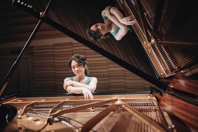 享譽國際的旅美鋼琴胡瀞云近期返台,本周末將與國家交響樂團(NSO)演出蕭邦第一號鋼琴協奏曲。(國家交響樂團提供)