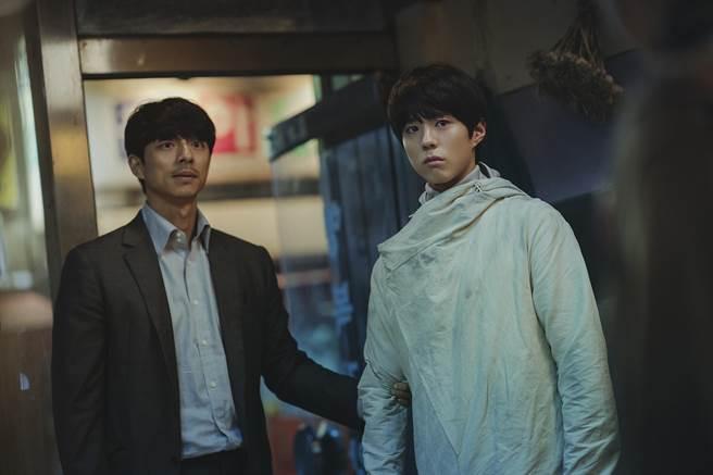 孔劉、朴寶劍主演《永生戰》。(catchplay提供)