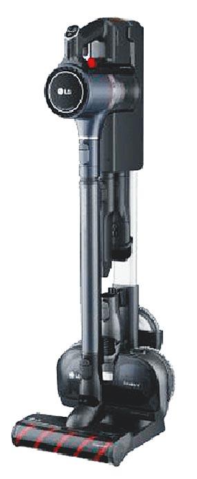 SOGO天母店LG CORD ZERO溼拖無線吸塵器A9K-MAXZ(寂靜灰),原價2萬900元、特價1萬3000元。(SOGO提供)