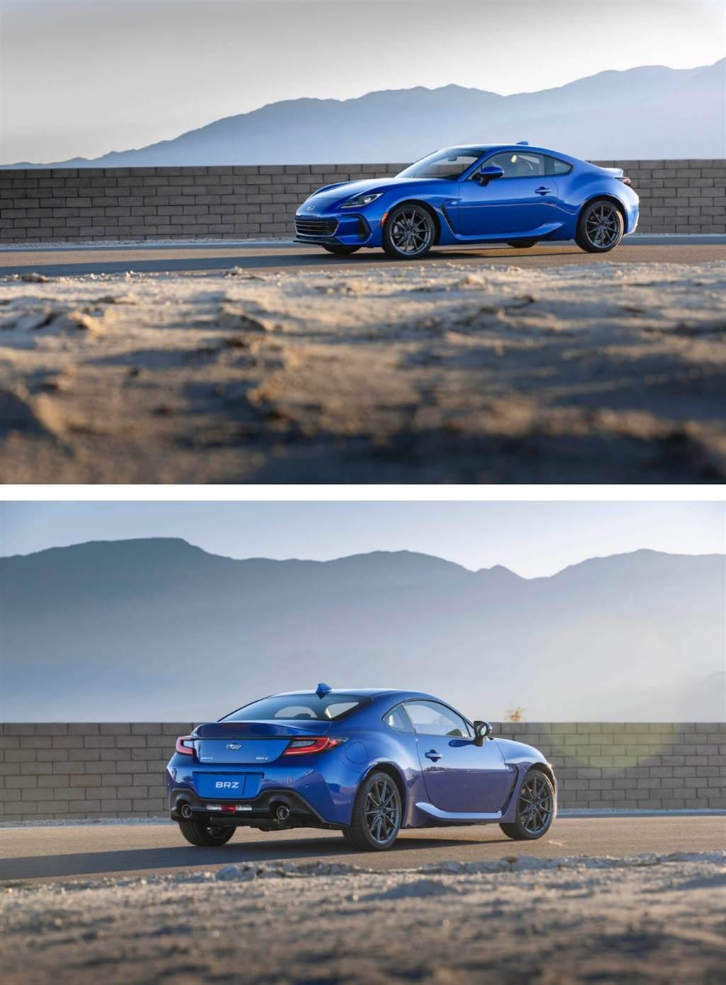 純粹 2+2 FR 跑車再進化,Subaru BRZ 第二世代正式亮相、 2021 秋季發售!