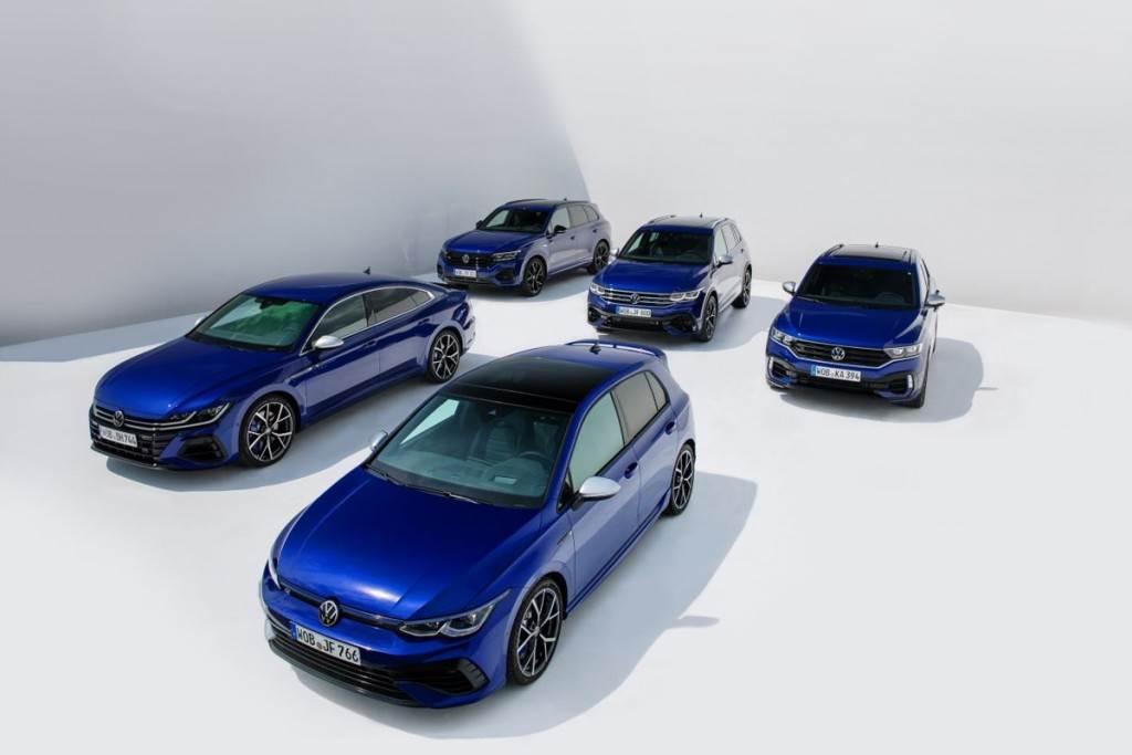 Volkswagen R特務出動!讓全新Golf R能順利發表