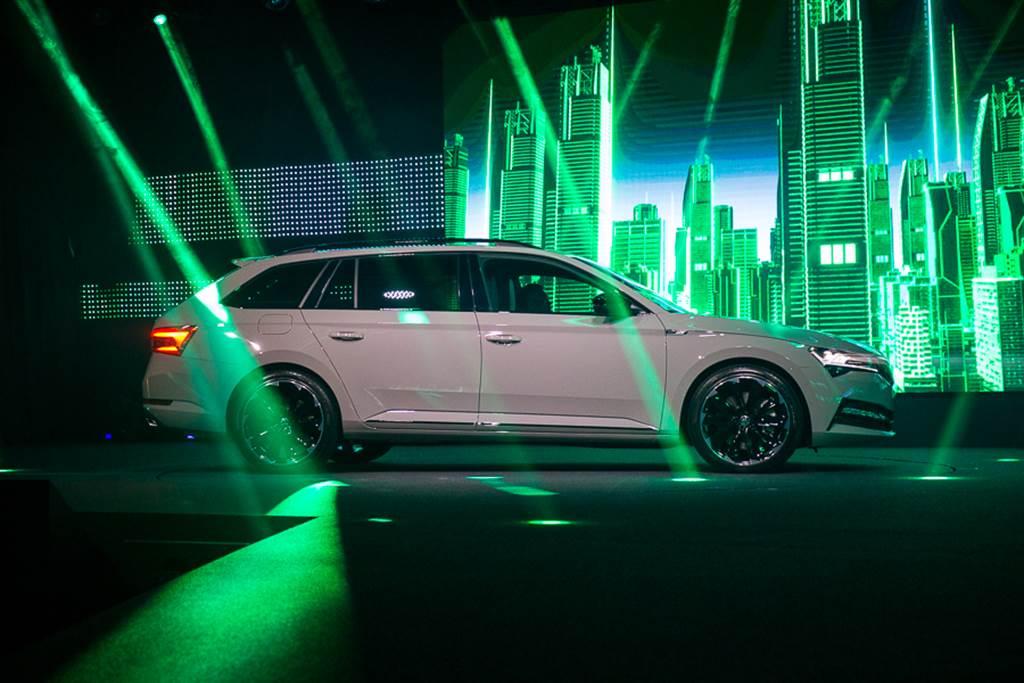 超誠意房車ŠKODA Superb 六種車型一次滿足