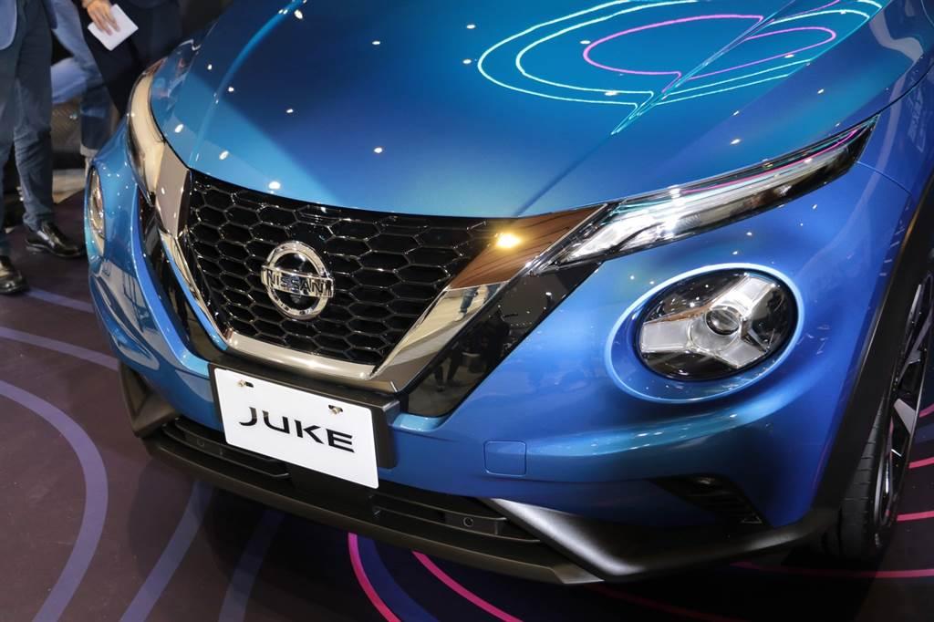 個性潮旅Nissan Juke正式上市 86.9萬元起