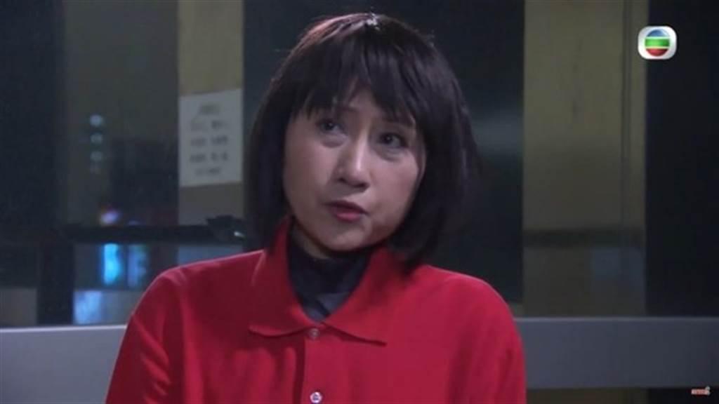 刘素芳在《爱.回家之开心速递》留给观众深刻印象。(图/翻摄自东网)
