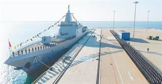 英國智庫:陸海軍萬噸大型驅逐艦「性能超過美日」