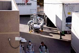 1分鐘死1人 美新冠病歿數破25萬人 囚犯充當屍體搬運工
