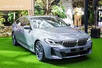 預售降2萬 BMW 6系列Gran Turismo品味亮相