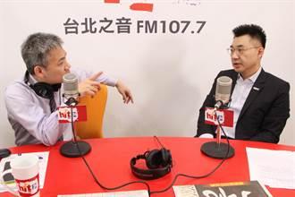 多人想選黨主席 江啟臣笑:這麼多人想爭丐幫幫主職務?