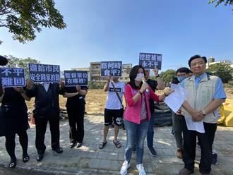 台南永康排水工程施工1年半搞不定 挨轟台南最擺爛