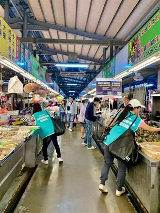 民眾黨22日走秋鬥 連日台南掃街號召