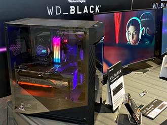 專為遊戲而生 Western Digital發表三款WD_BLACK新品