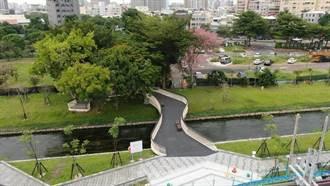 第三河局防洪工程 納入「水岸縫合」理念讓水岸變公園