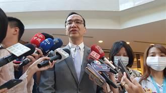 江啟臣自稱丐幫幫主 朱立倫:國民黨是錢窮志不窮