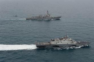 衝着中共来 美海军部长吁印太区设立第一舰队