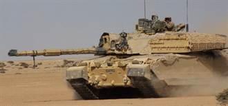 英國陸軍可能購買德國豹2戰車 替代自製挑戰者 2型