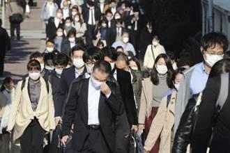 染疫人數連創新高 東京調升警戒至最高紅色等級